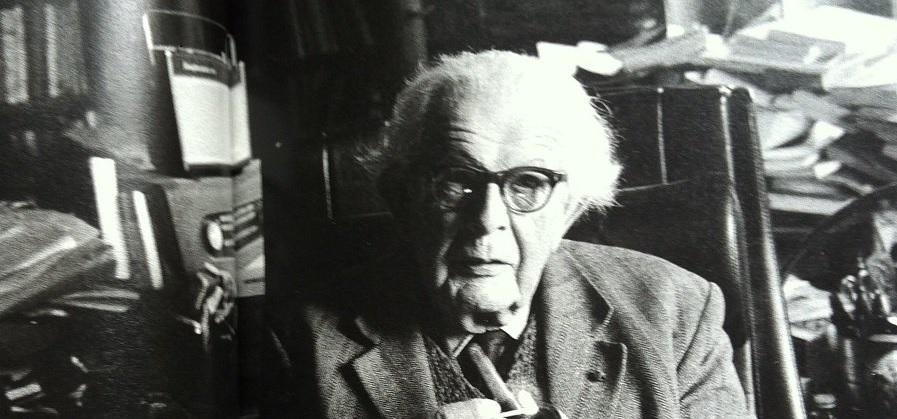 Jean Piaget. 1896 - 1980.