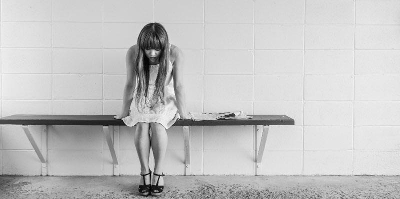 Angst kan komme til uttrykk på forskjellige måter.
