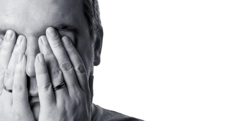 Angst symptomer kan være overveldende for den det gjelder.