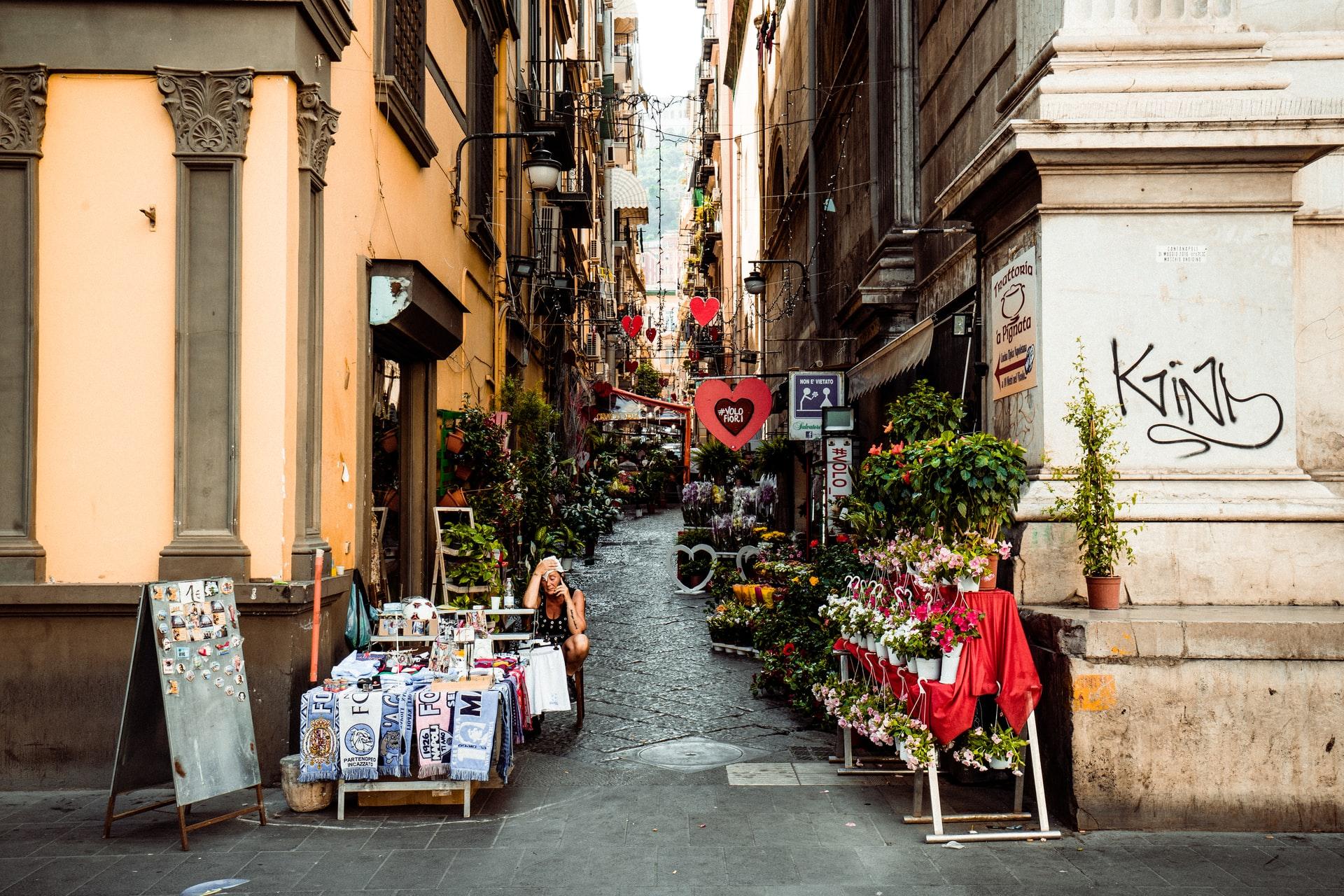 Napoli lasagne hjemby