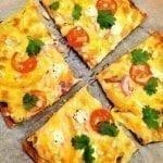 Fathead pizza – Pizzocado