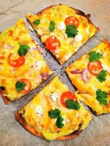 Fathead pizza