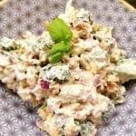 Lavkarbo brokkolisalat