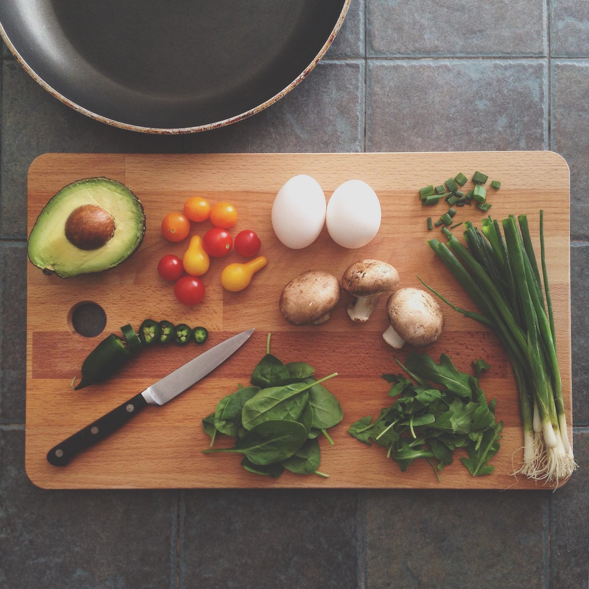 Lavkarbo middag oppskrift bilde