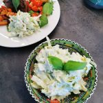 Lavkarbo coleslaw