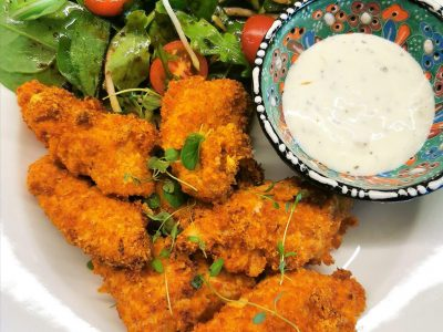 Kyllingnuggets