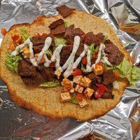 Lavkarbo kebab