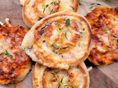 Lavkarbo pizzasnurr