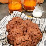 Lavkarbo café cookies / sjokoladekjeks