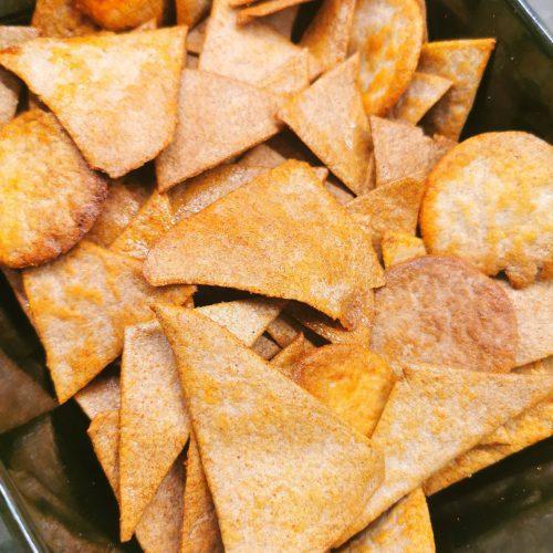 Lavkarbo nacho chips