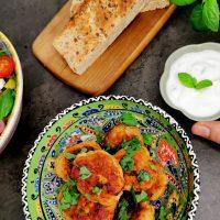 Lavkarbo gresk salatdressing