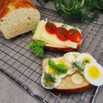 Arktisk ketobrød – 2.6 gram karbohydrater i hele brødet