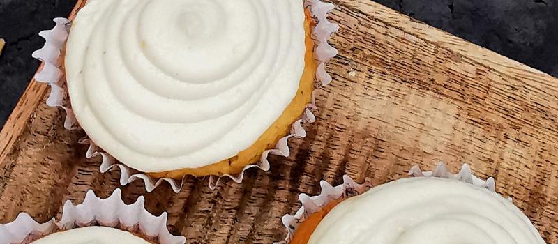 Lavkarbo peanøttmuffins