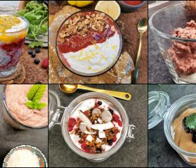 Lavkarbo chiapudding – sunn og næringsrik frokost eller dessert i mange varianter